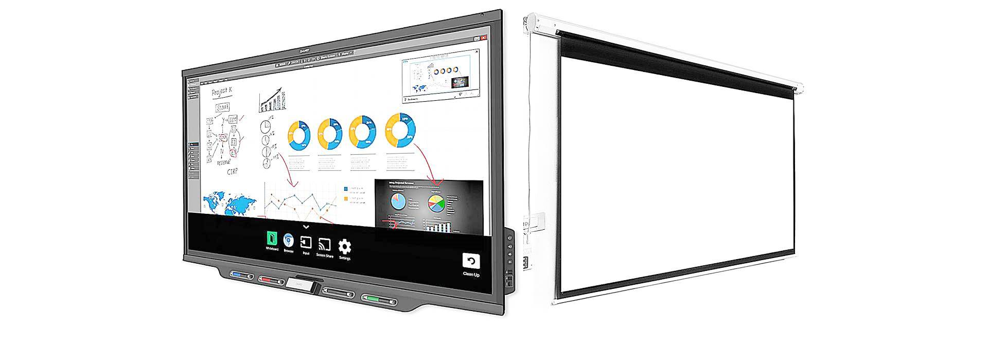 Displays and Learning Solutions